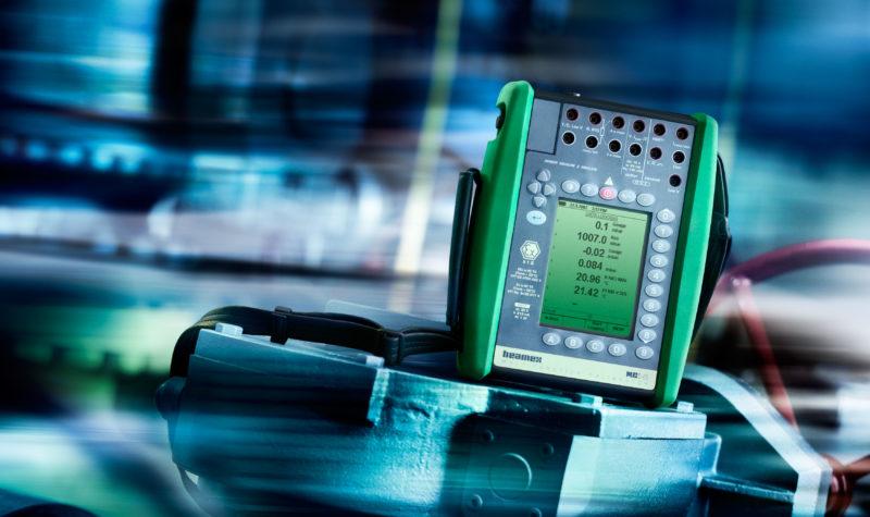 Intrinsically safe calibrator Beamex MC5-IS