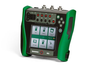 Beamex MC6 field process calibrator
