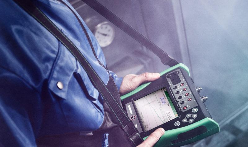 Beamex MC6 advanced process calibrator