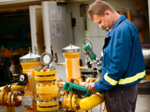 Using intrinsically safe calibrator Beamex MC5-IS with an external pressure module