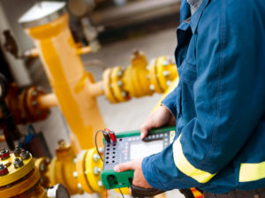 ATEX certified IS-calibrator Beamex MC5-IS