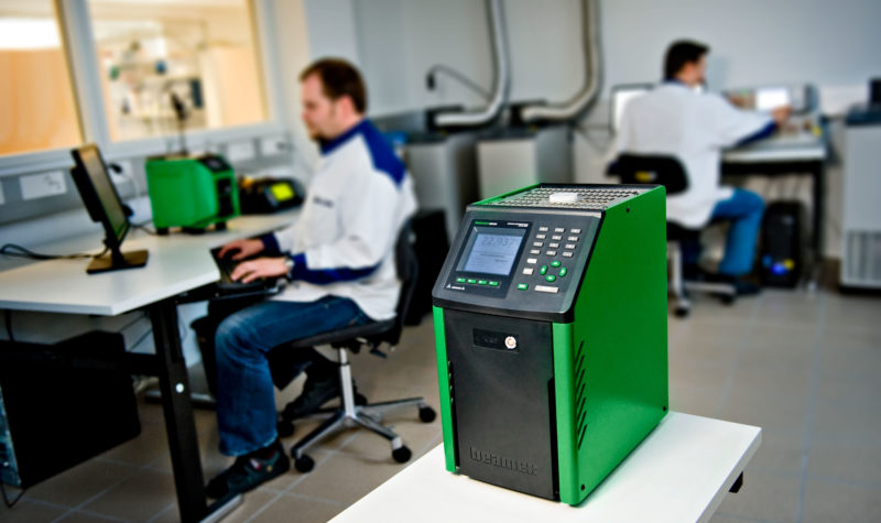 Beamex MB metrology temperature calibration block