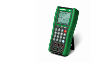Multifunction calibrator - Beamex MC4 documenting process calibrator