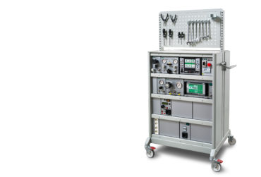Beamex MCS200 mobile calibration trolley