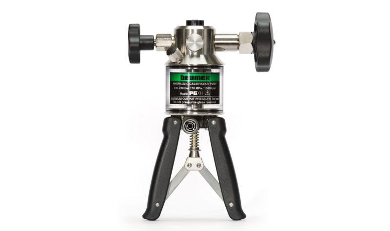Beamex PGXH high pressure calibration pump