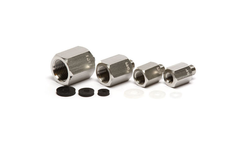 Low pressure connector set G female