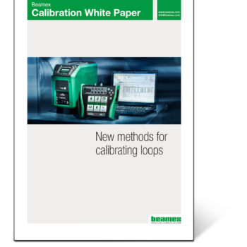 New methods for calibrating loops, Beamex white paper