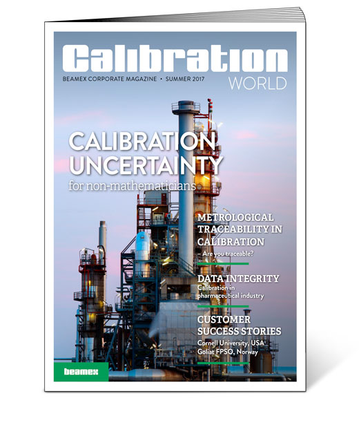 Calibration Summer 2017