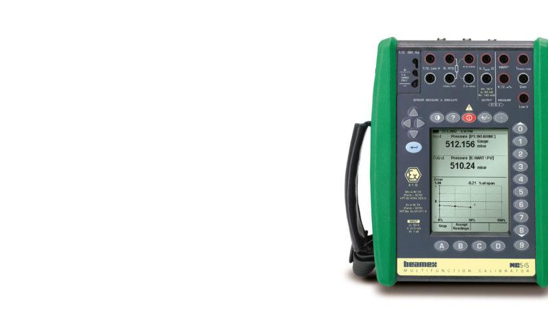 Beamex MC5-IS calibrator