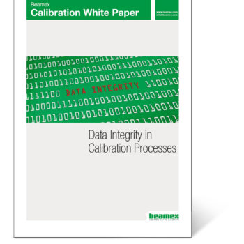 Data Integrity in calibration - Beamex white paper