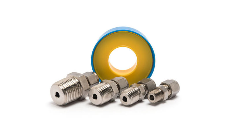 Swagelok adapter set NPT male, Beamex spare parts and accessories 8003505
