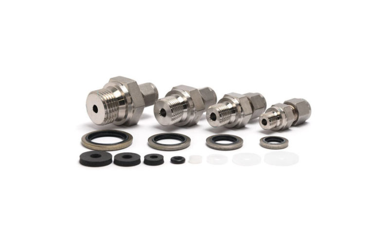 Swagelok adapter set BSP male - Beamex spare parts and accessories - 8003520