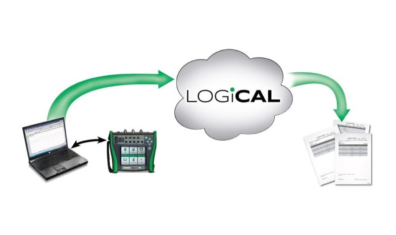 Cloud based calibration software, Beamex Logical