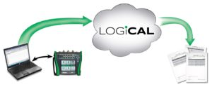 Cloud based calibration software, Beamex Logical