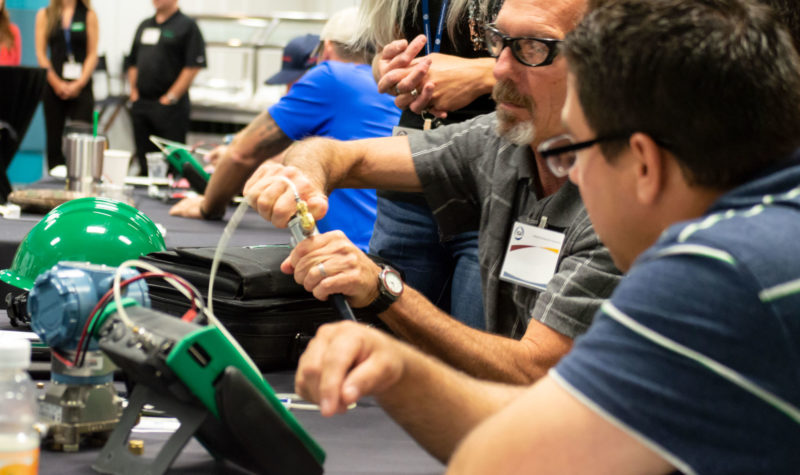 Beamex calibration workshop in Houston
