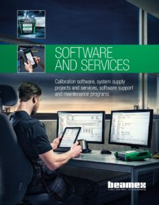 Services Brochure   Beamex Software And Services Brochure Usa Www Beamex Com