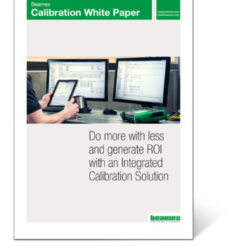 Collection of calibration white papers and eBooks | Beamex
