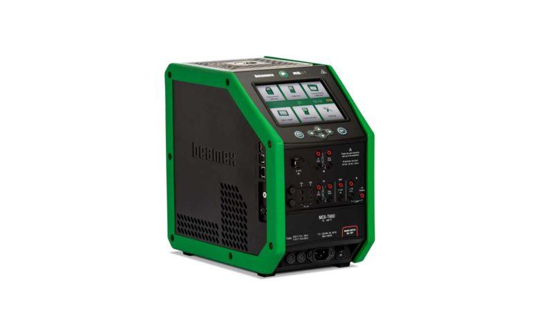 Beamex MC6-T temperature calibrator