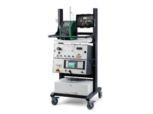 Calibration trolley, Beamex CENTRiCAL